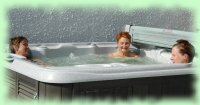 cure de raisin jacuzzi