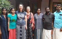 L'équipe Cure Panchakarma Ayurveda Kerala